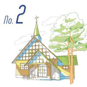 信濃村教会(旧信濃村伝道所)